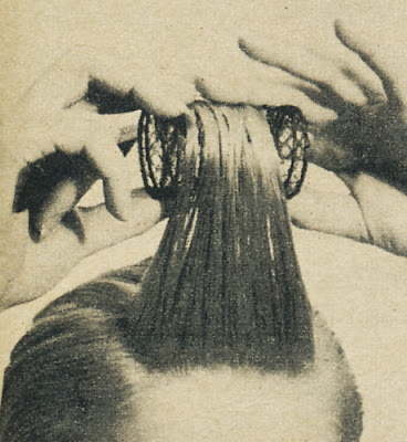 A Basic Wet-Set for Vintage Hairdos by Pete