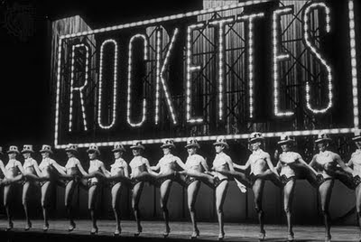 Bobbins and Bombshells: Fashionable History: The Rockettes