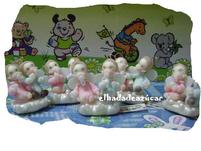 McAnudo - souvenirs en porcelana fría,adornos torta,