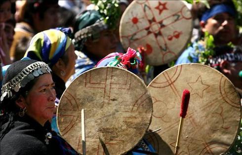 indigenas chilenos