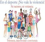 No a la violencia en el deporte