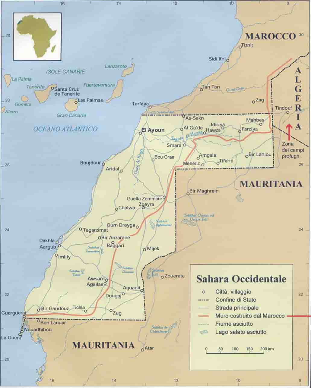 Sahara Occidentale