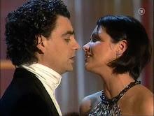 """Anna and Rolando at """"Verstehen Sie Spaß"""" in 2007"""