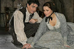 Anna and Rolando in La Bohme at the Met on 05th December 2006