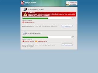 How to remove MS Antivirus