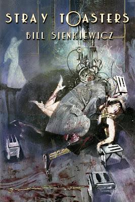 Stray Toasters, Bill Sienkiewicz, Edizioni BD