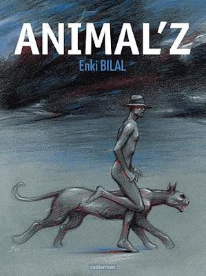 Animal'z_Enki Bilal