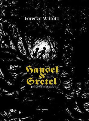 Hansel & Gretel_Lorenzo Mattotti