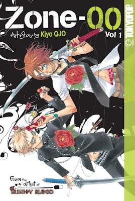 Zone 00 Qjo Manga Panini copertina