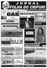 em breve nas ruas jornal folha do cripuri