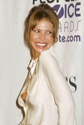 Nikki Cox: Pouty Lipped in L.A.: Photo 2462415   Jay Mohr