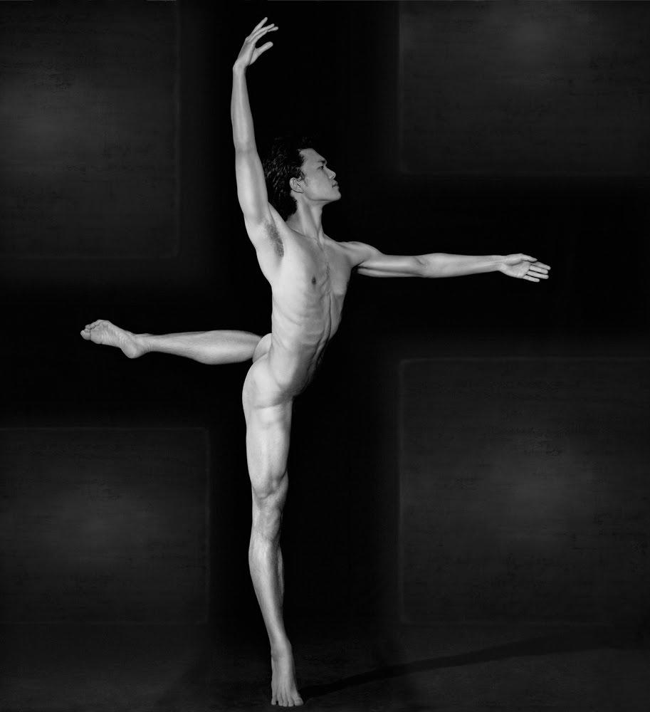 Ню балет