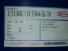 ETERKYD 3304 - X 70