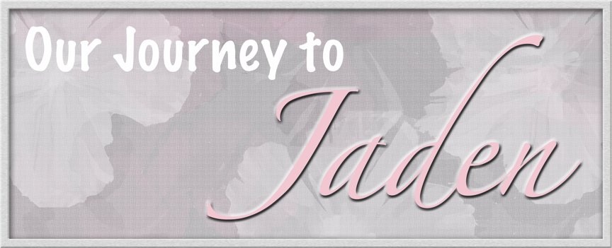 Our Journey to Jaden