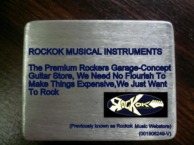 ROCKOK MUSICAL INSTRUMENTS