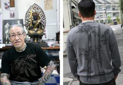 Legendary Japanese Tattoo Artist Horiyoshi Creates Clothing Range