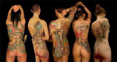 festival tattoo, top tattoo, japanese tattoo