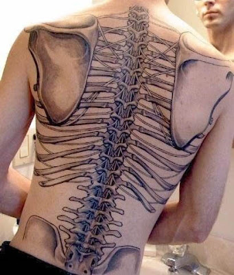Back Tattoos, Black Tattoos, Tattoo Designs