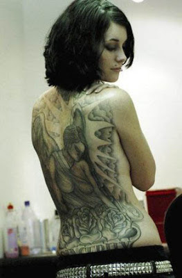 Back Tattoos, Tattoo Designs