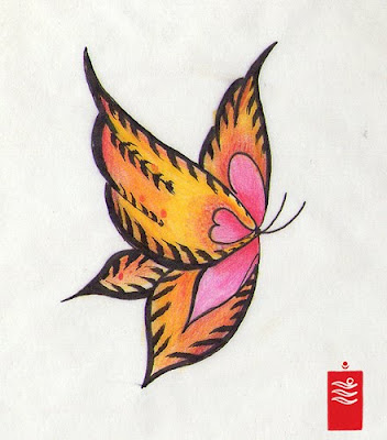 buterfly tattoo, tattoo design, best tattoo