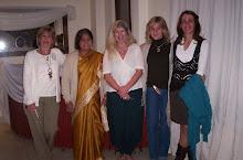 Encuentro con la Cultura India (Hotel Storni) 9/6/07
