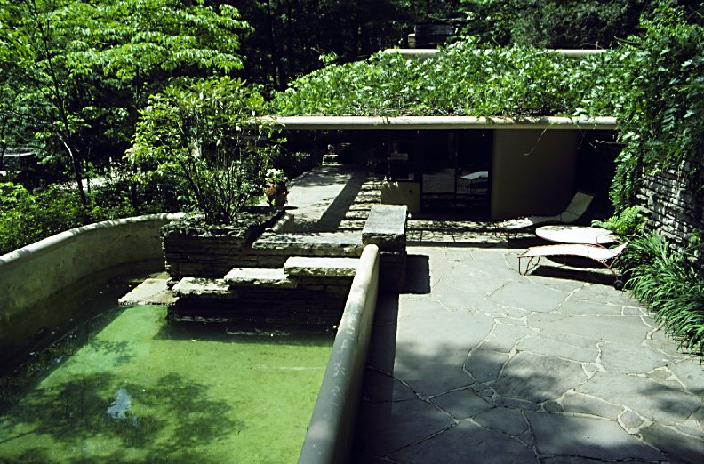 He Oincidental Andy Built Wright Fallingwater A