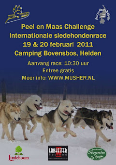 Poster Peel en Maas Challenge 2011