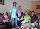 Bersama Keluarga Tersayang