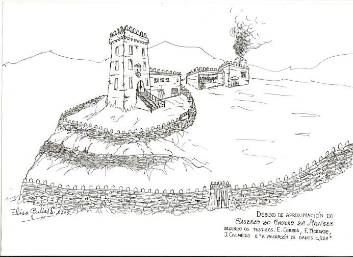 Castelo do Castro de Montes