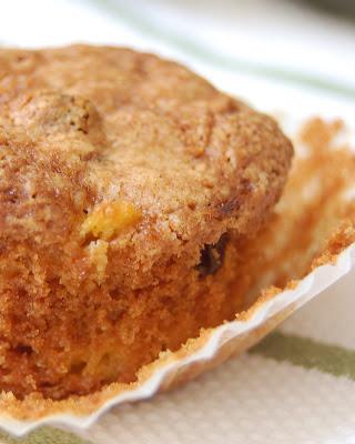 Cast Sugar: Mango Muffins