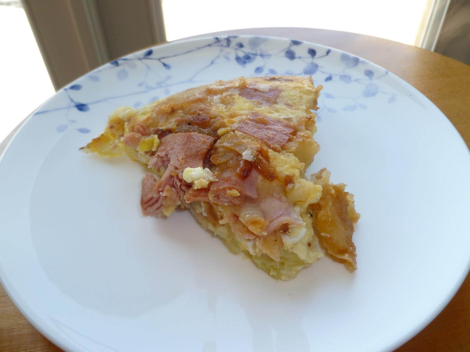The Pastry Chef's Baking: Potato Onion Frittata