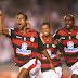 O Flamengo vence. Leo Moura goleia.