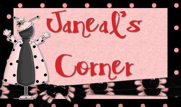 Janeal's Corner
