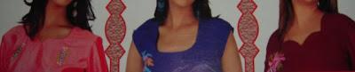 Salwar neck pattern