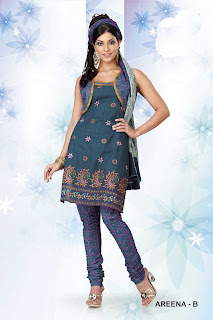 Salwar Kameez Designs, Design Patterns, Chikankari Embroidery