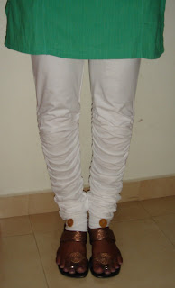 gathering pant of salwar kameez