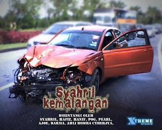 Syahril Kemalangan
