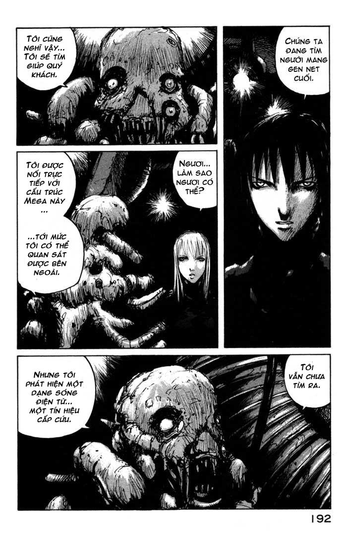 Blame! (Maybe on Earth) chap 37