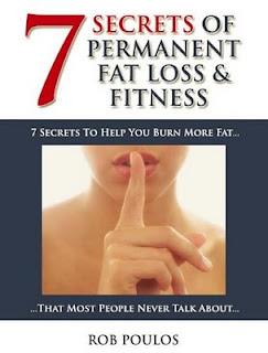 7 Secrets Of Permanent Fat Loss And Fitness - Fitness Ebooks