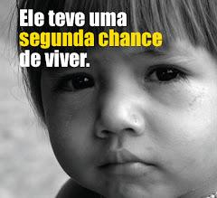 ELE TEVE  UMA SEGUNDA CHANCE DE VIVER