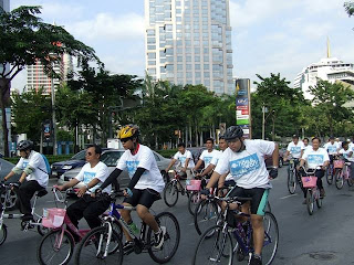 International Ride to Work Day 2008 in Bangkok