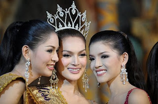 Miss Tiffany's Universe 2009 winners