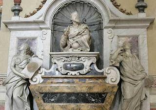 Teoría geocéntrica: modelo Tycho Brahe-Sungenis-Gorostizaga Tumba_galileo