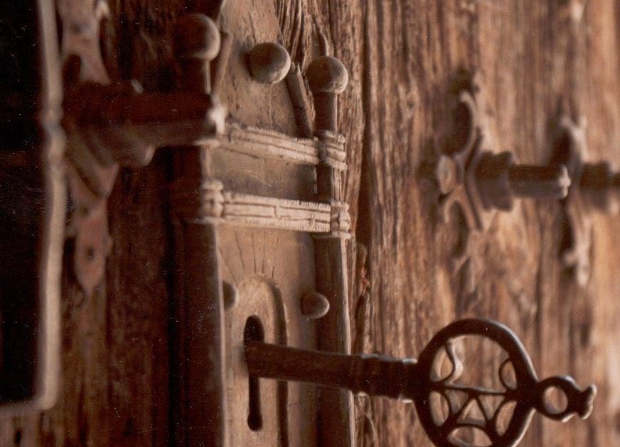 Jesus à porta do coração?