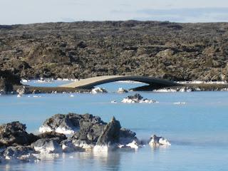 I viaggi di valeria vulcani acque calde in islanda for Alghe laghetto artificiale