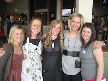 Melissa, Abby, Katie, Me, Lydia