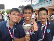 2008 MSSM KL Water Polo Gold Medalist!! =D