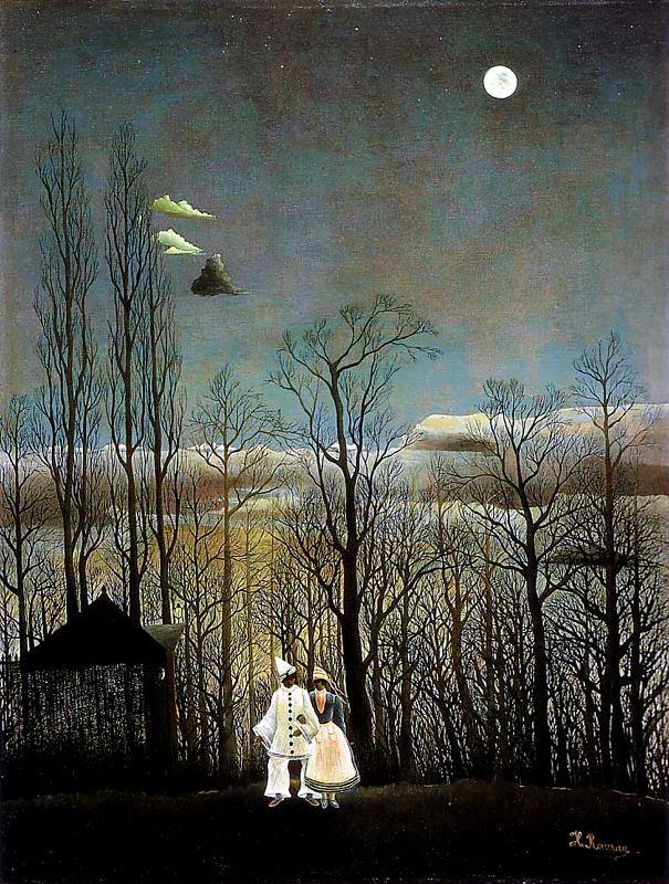 MOON NIGHT - Página 39 1886_Rousseau_Carnaval+evening
