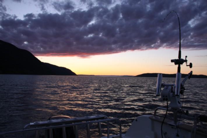 Mjøsa 5 Juni 2010