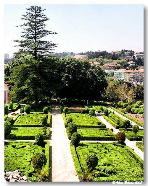 Jardins da Quinta Real em Caxias